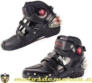 Mejores botas moto turismo niño