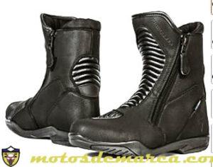 comprar bota clasica de moto para mujer