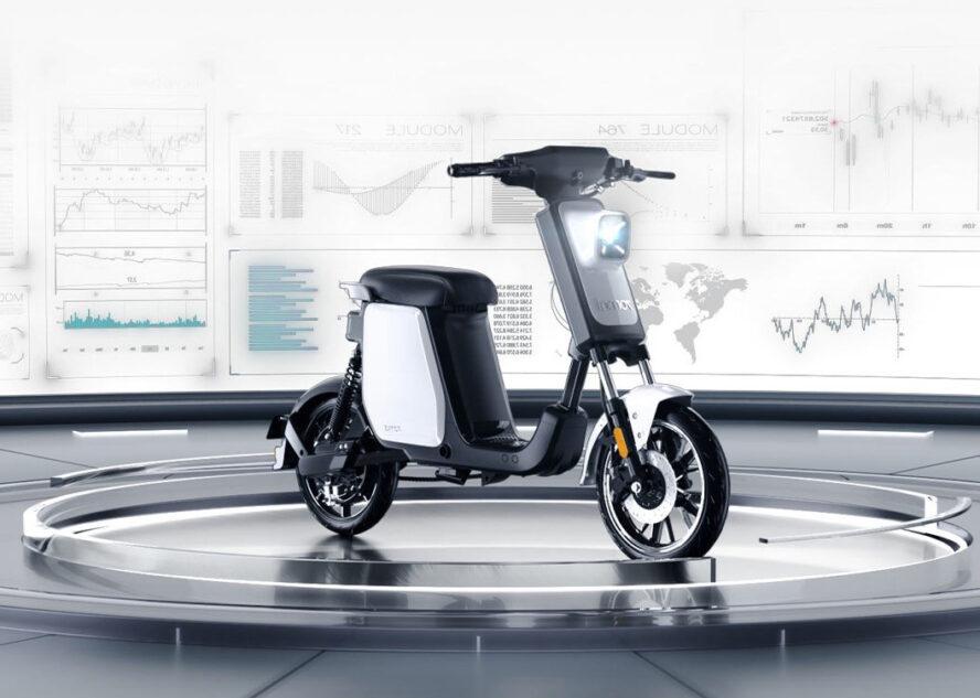 fotos moto electrica xiaomi A1