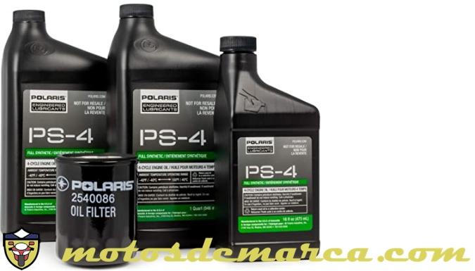 Aceite sintético para motor de motocicleta Maxima Pro Plus +