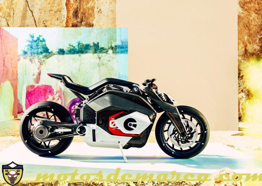 moto bmw electrica autonomia