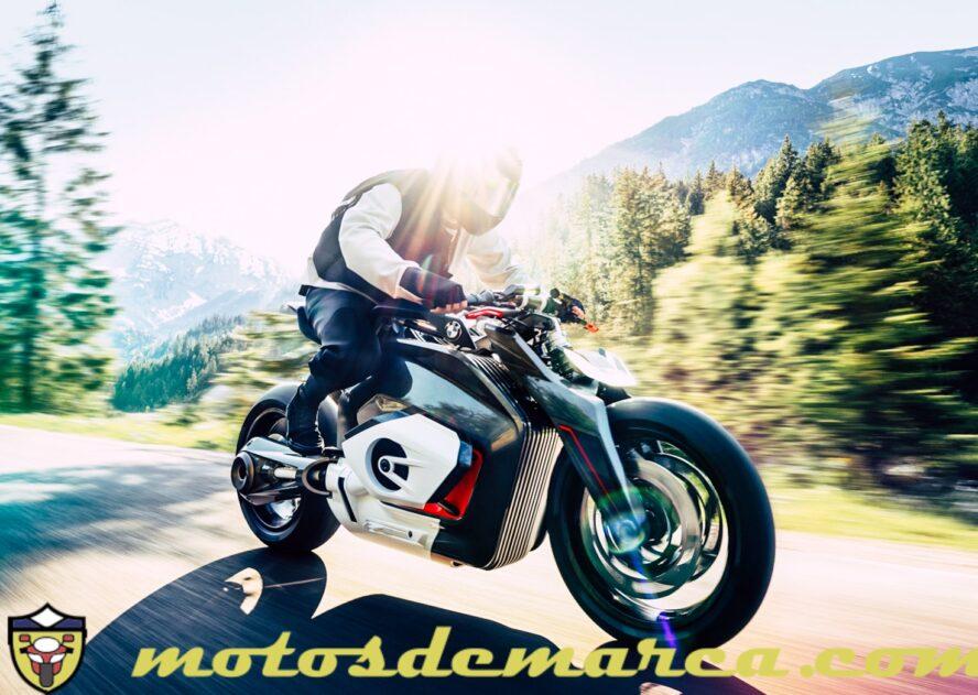Moto electrica de BMW