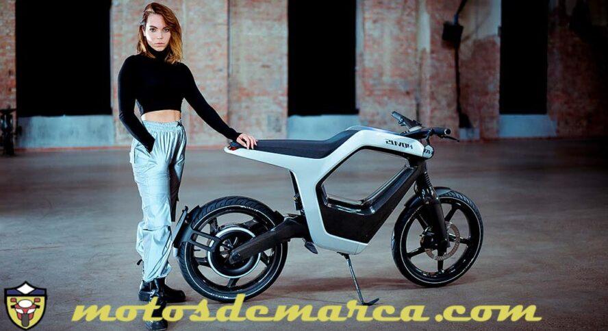 novus moto electrica