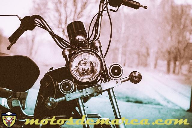 el mejor faro para moto