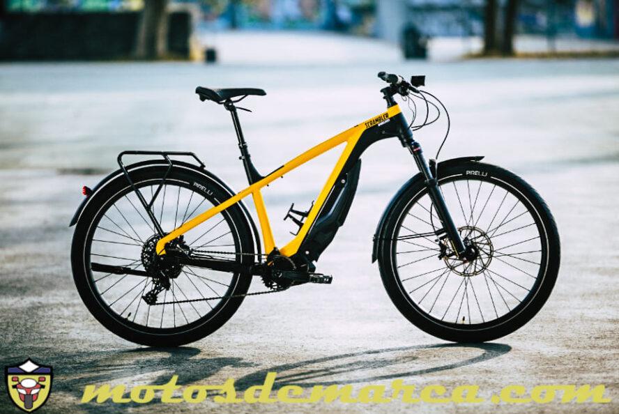 bici electrica ducati scrambler