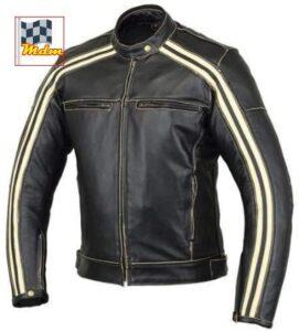 Mejor chaqueta de moto para hombre de cuero