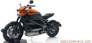 moto eléctrica harley davison