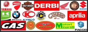 logos de marcas de moto